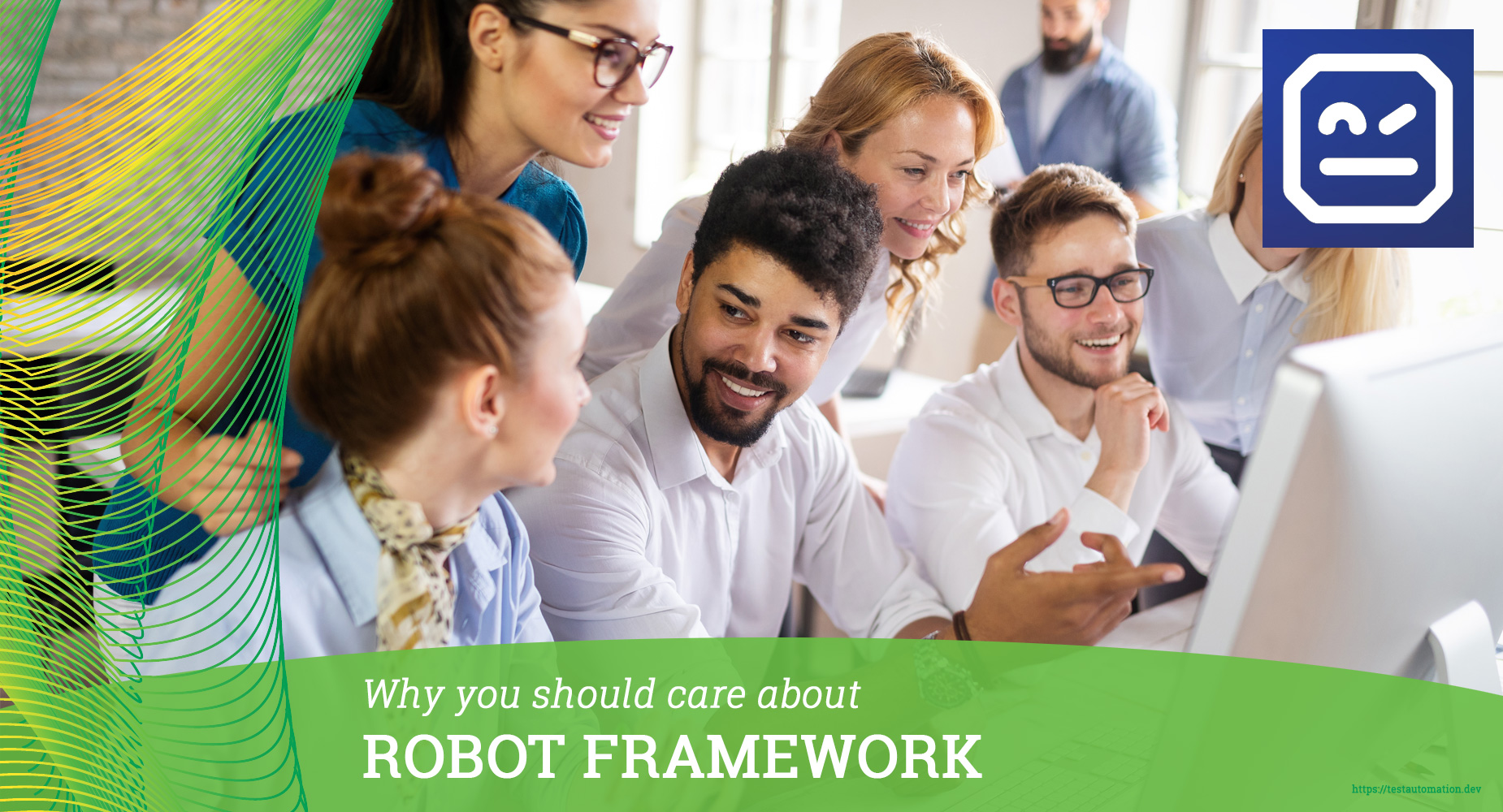 robot framework people