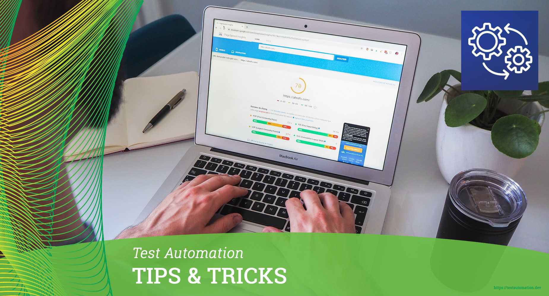 test automation tips and tricks